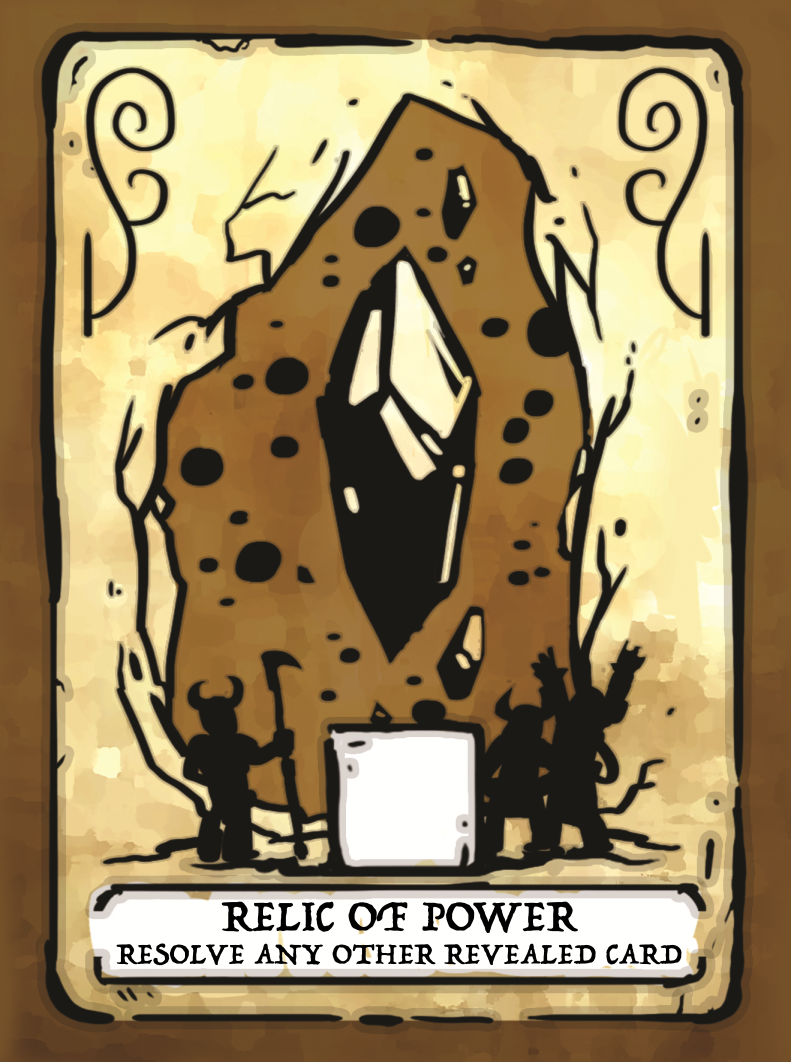 Relic of Power Card