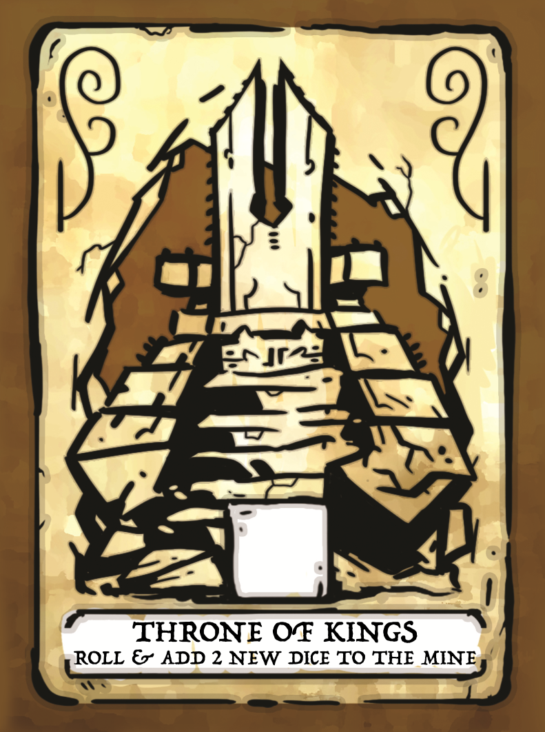 Throne of Kings Card